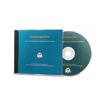 Lern-CD Homöoapathie aus dem Gesundheitsshop im LEBEN
